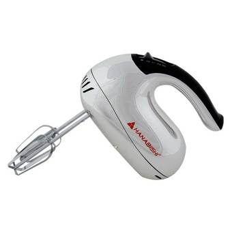 Buy Hanabishi HHM-53SS Hand Mixer online at Lazada Philippines. Discount prices and promotional sale on all Hand Mixers. Free Shipping.
