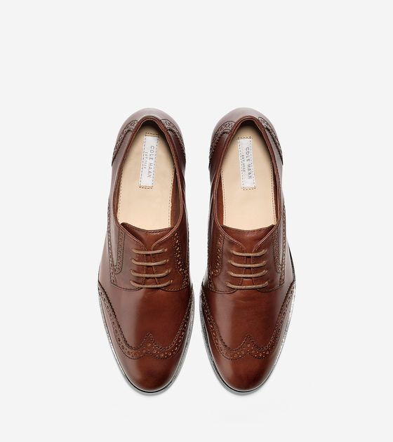 Jagger Wingtip Oxford. Women's OxfordsShoesStyleCole HaanShoe ...