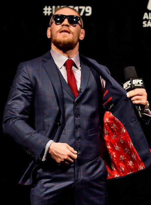 SUPER STYLISH Conor McGregor : if you love #MMA, you'll love the #UFC & #MixedMartialArts inspired fashion at CageCult: http://cagecult.com/mma