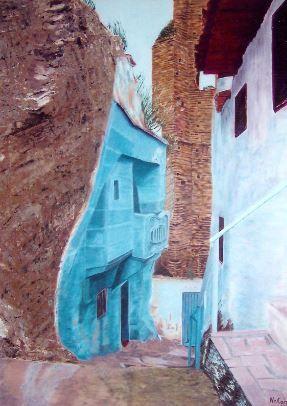 Cueva-vivienda en Peralta