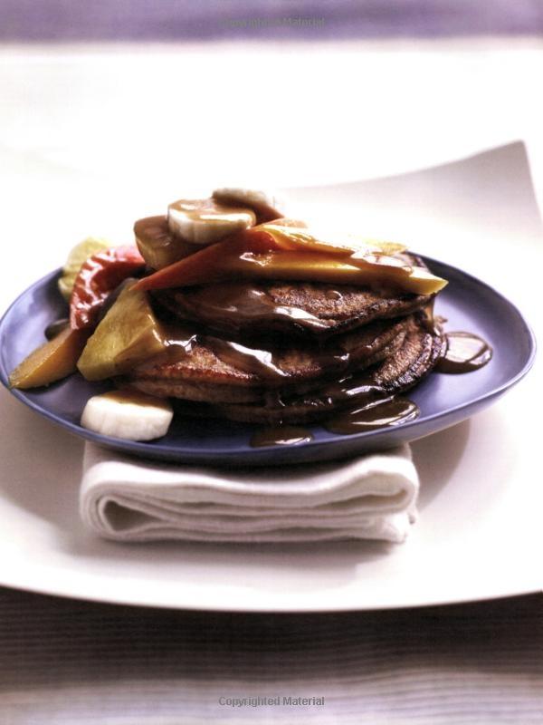 Gino's Dadel-rozijnenpannenkoekjes met karamelsaus. Verwen jezelf met dit lekkere recept uit Fantastico!