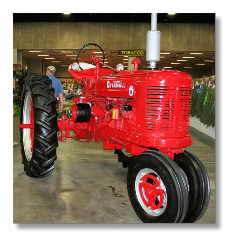 Farmall at the Kentucky State Fair 36