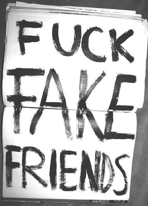 Fuck Fake Friends: Walks, Book, Truths, Real Friends, Fake Friends, Fucking Fake, Blog, People, Friends Quotes