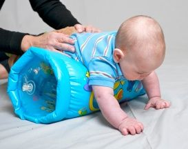 Building Trunk (Core) Strength: Exercise/activity ideas for various age groups. ot: Building Trunk, Occupational Therapy, Ot Ideas, Strength, Trunk Core, Exercise Activity Ideas, Gross Motor, Baby