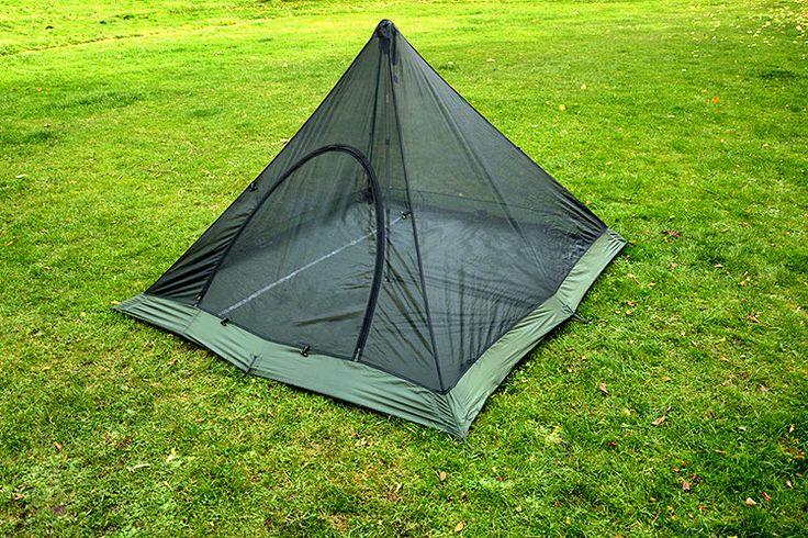 DD Hammock Pyramid Mesh Tent