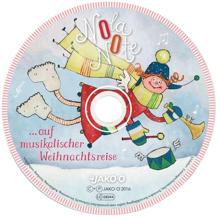 Kinder-CD Nolas Weihnachtsreise JAKO-O online bestellen - JAKO-O