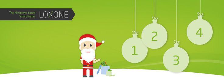 Loxone adventný kalendár! Počas nasledujúcich 4 týždňov Vám predstavíme 4 nové produkty! Aby ste boli vždy informovaní, prihláste sa na odoberanie infomailu! http://www.loxone.com/sksk/infomail.html Loxone Advent calendar! Over the next 4 weeks we will present you 4 new products!