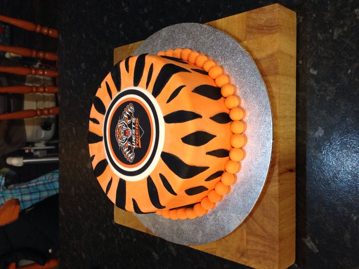 Wests Tigers Cake. Central Coast. Order now jusdeb1@gmail.com
