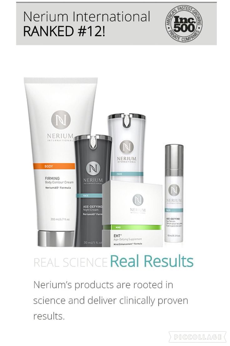 NERIUM INTERNATIONAL #agedefying products for your skin, eyes, body & mind!!  Guaranteed results or full refund!