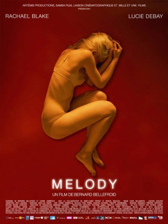 Film poster of Melody (Bernard Bellefroid) #IFFR