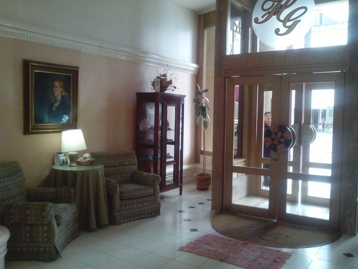 Hotel Galicia en Trelew, Chubut