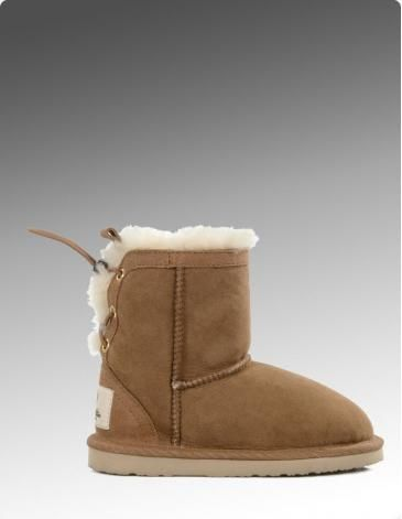 Arlie – For all life's little outings  With quality materials and adorable style, the Arlie is the perfect cold weather boot for your child. This snuggly boot features three great colors that are sure to make them your toddler's favorite shoe.