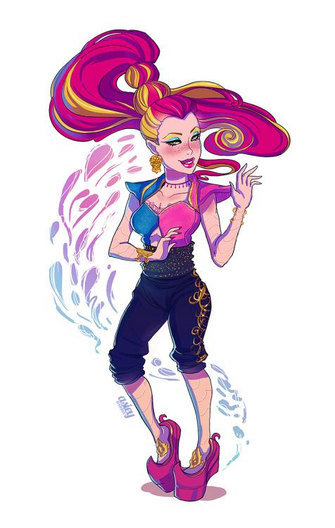44 best Monster High  Gigi Grant images on Pinterest  Monster