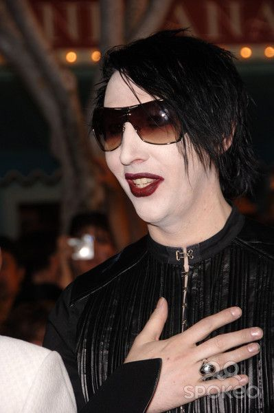 marilyn manson valentine's day song meaning
