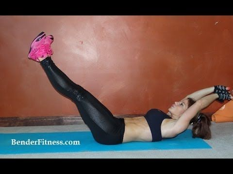 Melissa Bender Fitness: Belly Fat Burn: 10 Minute HIIT Workout