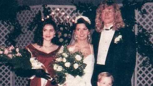 Mutt Lange And Marie Anne Thiebaud Wedding.Dec 28 On This Day In 1993 Shania Twain Married Record Producer