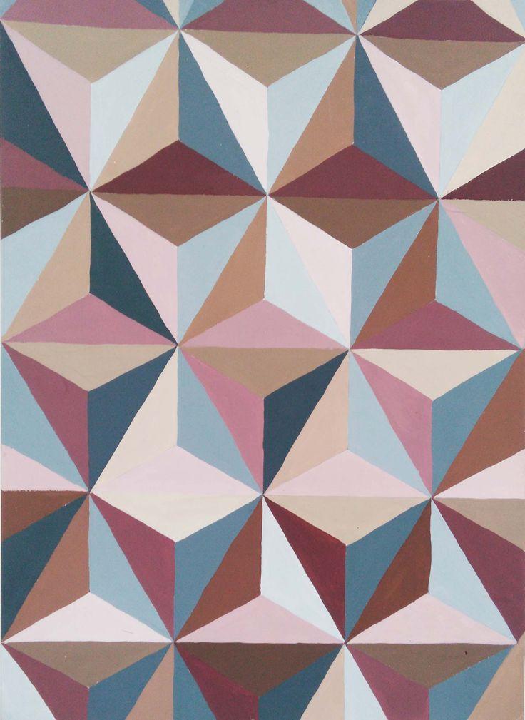 EJERCICIO Nº 01 Composicion libre (formas bidimensionales geometricas)