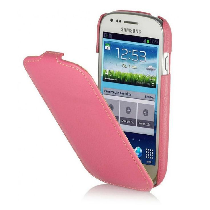STILGUT UltraSlim [Pink], Etui dla GALAXY S3 mini