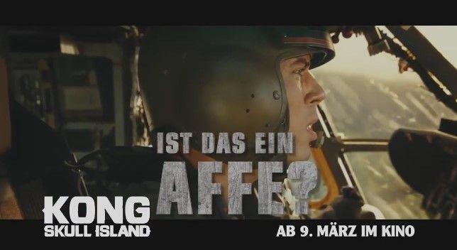 Кинг Конг: Остров черепа. Международный телеролик