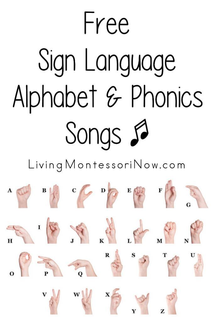 The  Best Alphabet In Sign Language Ideas On   Sign