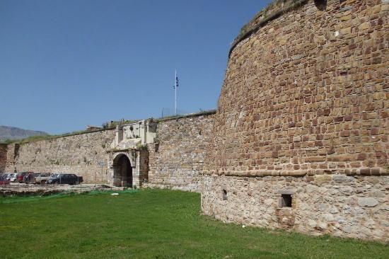 CASTLES OF GREECE | ... ) - Review of Chios Castle, Chios Town, Greece - TripAdvisor