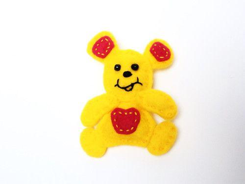 Medvídek č.741