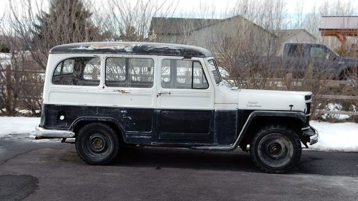 $2,500 Working Wagon: 1959 Willys Wagon - http://barnfinds.com/2500-working-wagon-1959-willys-wagon/