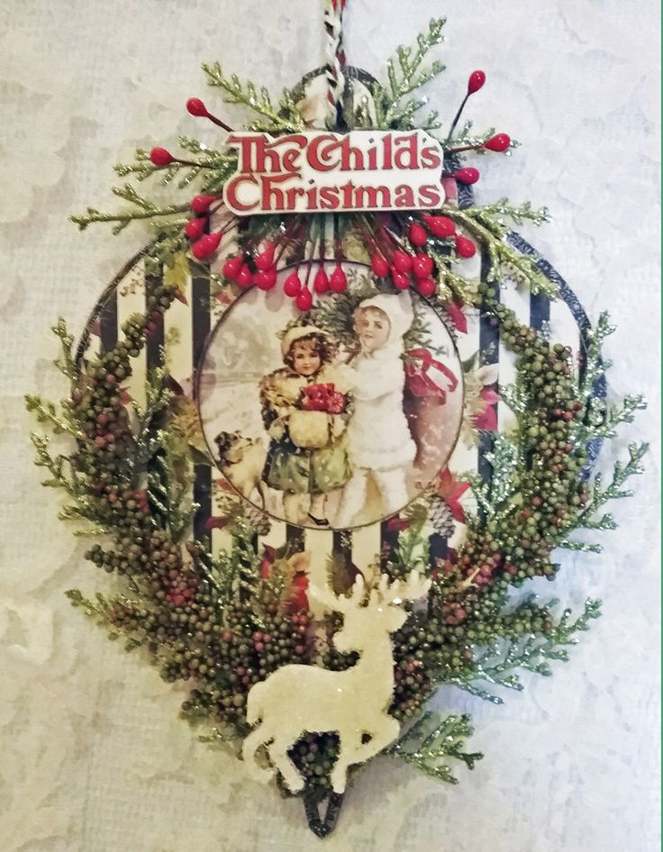 Believe it or not, it's the time of year to start thinking about Christmas projects. To kick start the season, I've decorated 5 chi...