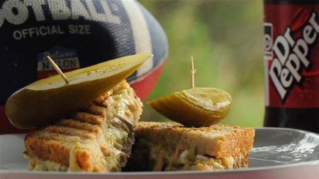 Tunamelt sandwich
