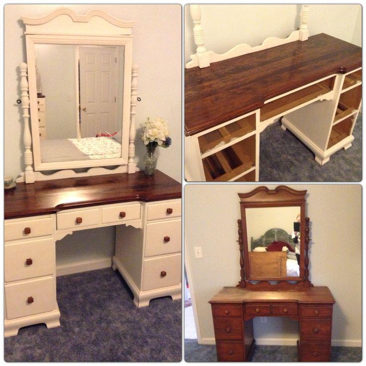 Before after furniture makeover furniture make overs for Before and after furniture makeovers