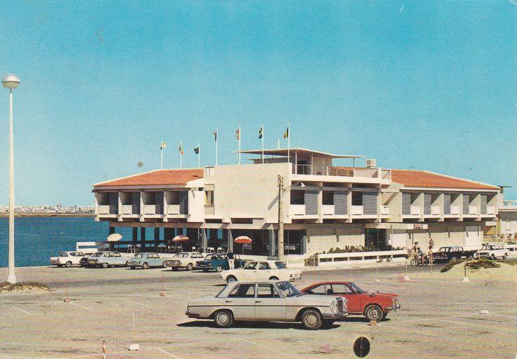 Algarve - Praia de Faro - Estalagem Aeromar