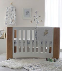 Mod the Owl baby nursery inspiration from Bubba Blue