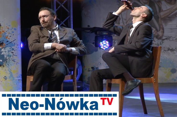 Kabaret Neo-Nówka TV - SPOTKANIE PREZYDENTÓW - (Live in London) HD