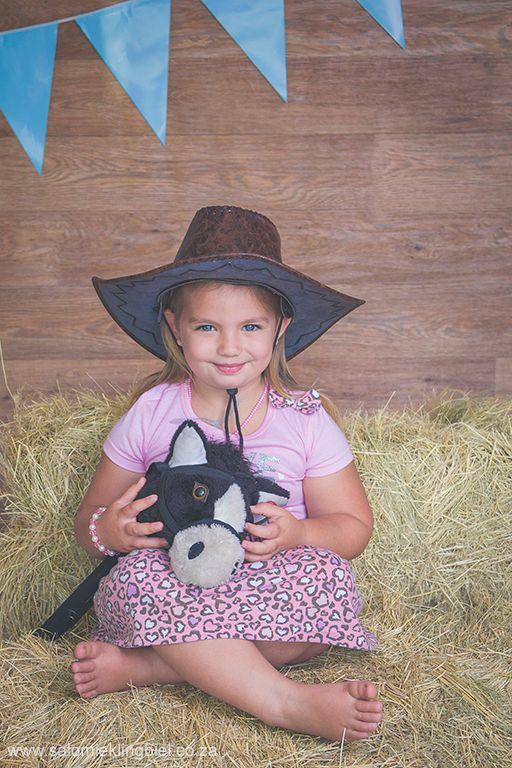 Bouncing Bunnies Photo Day 2016 Cowboy/Farm Theme