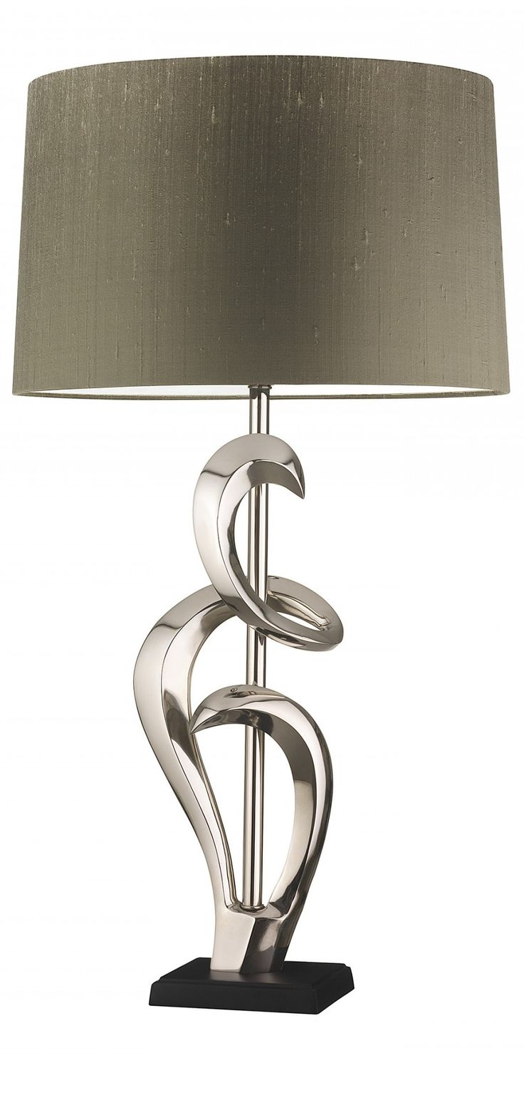 Best 20+ Silver table lamps ideas on Pinterest | Silver lamp ...