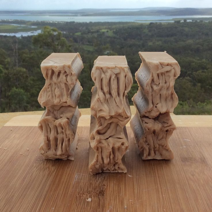 Whipped Coconut & Goat Lulu Handmade Soap