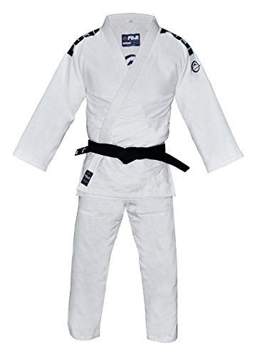 FUJI's new extreme comfort double weave judo gi is designed by the Superstars with comfort in mind for the ultimate training gi. This gi features a Rash guard inside the jacket to prevent chafing on t...