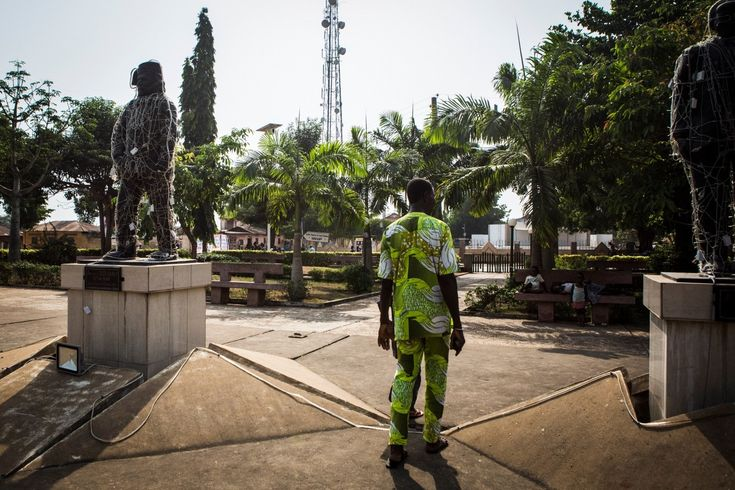 Benin was a hub of the slave trade. But many people want to forget their families' role.