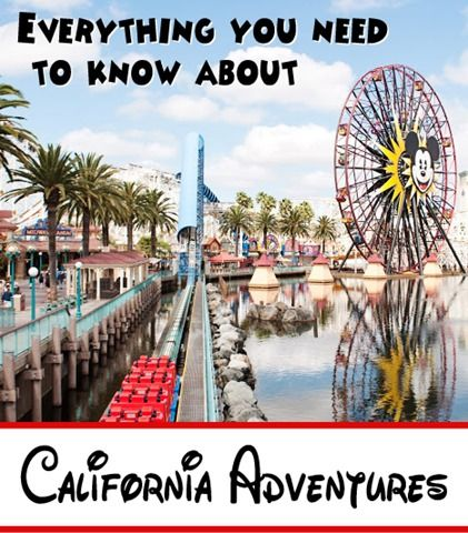 California Adventures - Everything you Need to Know about Planning your Trip