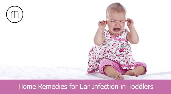 Best Homely Tips to Treat Ear Infection in Toddlers