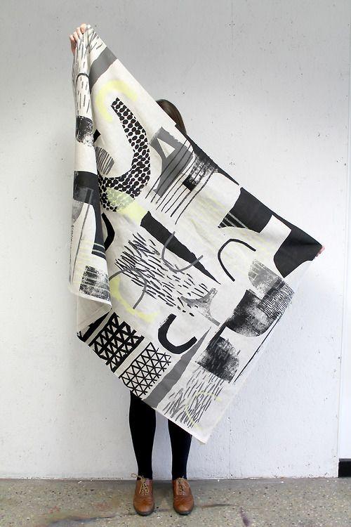 laura slater's excellent textiles