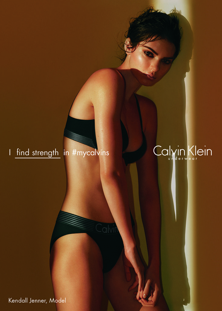 Calvin Klein Underwear | elastic waistband |  bralettes | dual gender | cotton trunks |  Kendall Jenner | underwear