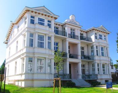 """Die Villa"", Pushkinstraße, Ahlbeck, Insel Usedom"