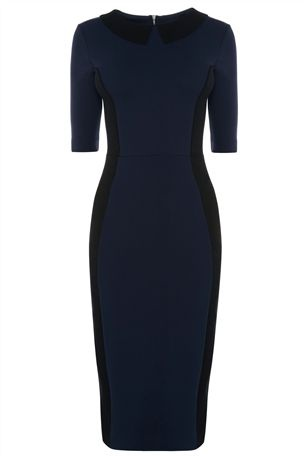 Buy Bodycon Panelled Ponte Dress from the Next UK online shop