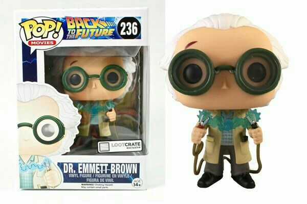 Back to the Future - Dr. Emmett Brown