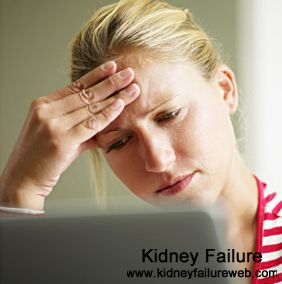 In stage 3 chronic kidney disease (CKD), kidneys have been moderately damaged and some symptoms have begun to occur such as fatigue or tiredness. As for fatigue, you may want to know how does it occur and what can you do for it? Well, in th http://www.kidneyfailureweb.com/chronic-kidney-failure-stage-3/873.html