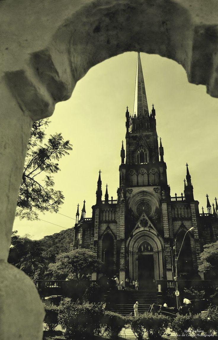 Cathedral São Pedro de Alcântara - Petrópolis, Rio de Janeiro