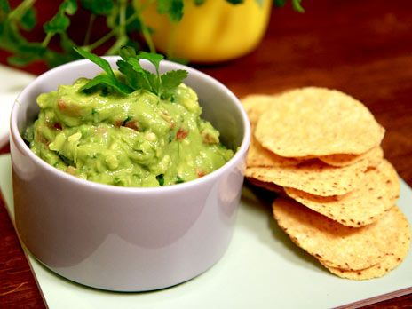 Myllymäkis guacamole   Recept från Köket.se