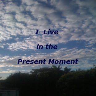 """Eckhart Tolle talks about the """"Power of Now"""".  We spend so much time thinking about the past or the future, that we miss the power of the present moment.  Personal empowerment comes through stopping our thinking and spending time in the present moment."""