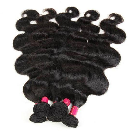 10A Virgin Brazilian Body Wave Human Hair  weft Bundle Deals 10Pcs Mink Hair Distributors